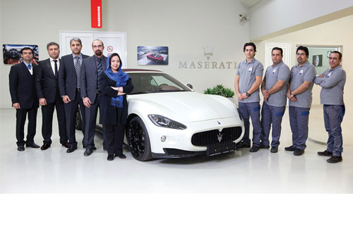 maserati positioning strategy The maserati ghibli will be the company's entry to grow its us business   building maserati's business is a key fiat parent's strategy to stem.